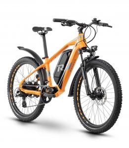 Raymon SixRay E 1.5 Street Orange / Grey  2021 - 300Wh 26