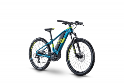 Raymon SixRay E 3.0 Spaceblue / Lime  2021 - 400Wh 26