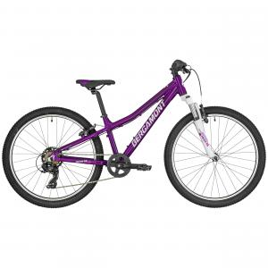 Bergamont Revox 24 Girl purple/white/pink (shiny) 2019 - Gent 24 -