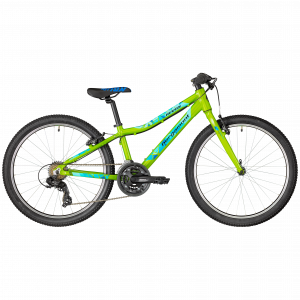 Bergamont Revox 24 lite Boy green/blue/black (shiny) 2018