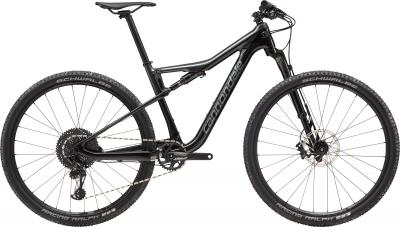 Cannondale Scalpel Si Crb 4 BPL Black Pearl w/ Graphite and Charcoal - Gloss
