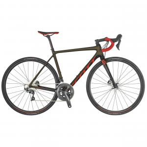 Scott Addict RC 20 Disc Bronze / Schwarz / Rot 2019