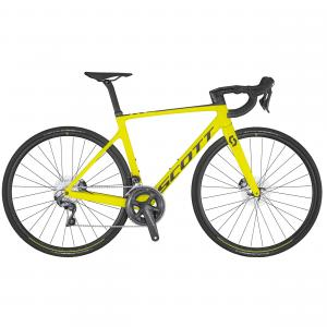 Scott Addict RC 30 radium yellow / black 2020 - 28 -