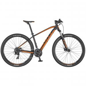Scott Aspect 760 black / squad orange 2020 - 28 -