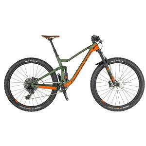 Scott Genius 930 Grün / Orange 2019
