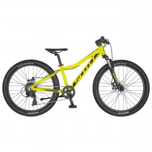 Scott Scale 24 disc radiant yellow / black 2020 - 24 -
