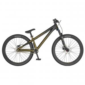 Scott Voltage YZ 0.1 Schwarz / Bronze 2019