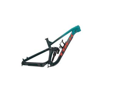 Trek Slash AL Frameset Teal to Nautical Navy Fade 2021