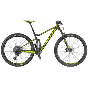 Scott Spark 940 BLACK / YELLOW 2018 - 29 -