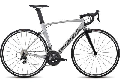 Specialized Allez Sprint Comp Satin Brushed/Gloss Tarmac Black 2018