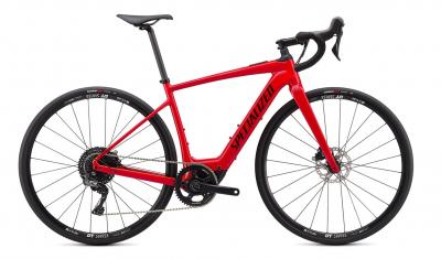 Specialized Creo SL E5 Comp - Red/Black