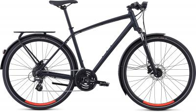 Specialized Crosstrail EQ? Top Collection - 28 -  Satin Cast Black/Rocket Red 2019