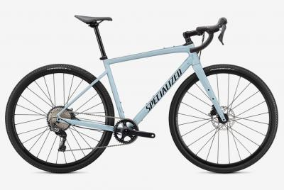 Specialized Diverge Comp E5 Gloss Ice Blue / Smoke / Chrome  2021 - 28