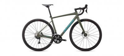 Specialized Diverge Comp E5 Oak Green/Aqua 2020 - 28 -