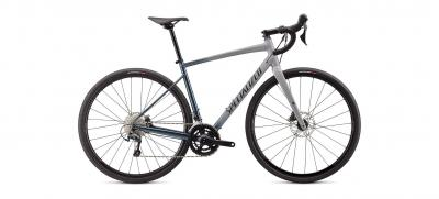 Specialized Diverge Elite E5 Gloss Cool Grey_Cast Battleshíp Fade/Slate Clean 2020 - 28 -