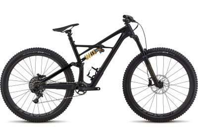Specialized Enduro Coil 29/6Fattie Satin Gloss Tarmac Black/Tarmac Black/Gold 2018