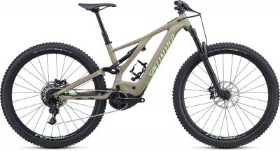 Specialized Men's Turbo Levo Comp FSR - 29 -  Taupe/Acid Kiwi 2019