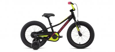 Specialized Riprock Coaster 16 Black Gold Pearl / Pearl Hyper Green / Pink 2020 - 16 -