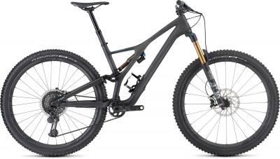 Specialized S-Works Stumpjumper 29 - 29 -  Satin Carbon/Storm Grey 2019