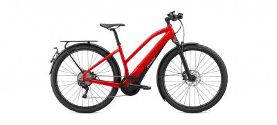 Specialized Turbo Vado 6.0 Step-Through Flo Red W/Blue Ghost Pearl 2020 - 28 600 Wh -
