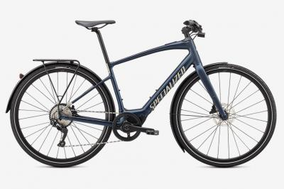 Specialized Vado SL 4.0 EQ Navy / White Mountains  2021 - 320Wh 28