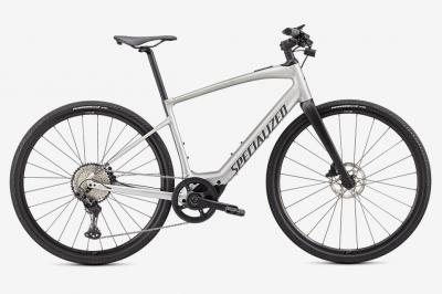 Specialized Vado SL 5.0 Brushed Aluminium / Black  2021 - 320Wh 28