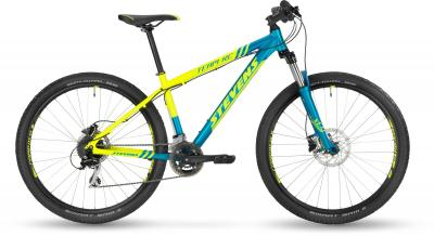 Stevens Team RC 27.5 Neon Yellow