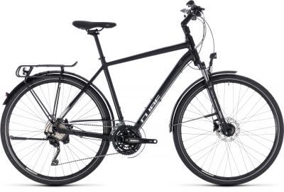 Cube Touring SL black´n´white 2018 - Men 28 -