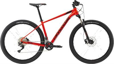 Cannondale Trail 3 ARD Jet Black w/ Anthracite and Magnesium White - Matt 2018 - 29 -