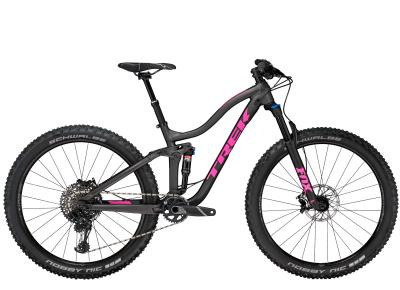 Trek Fuel EX 8 Women's Matte Dnister Black 2018 - 27.5 -