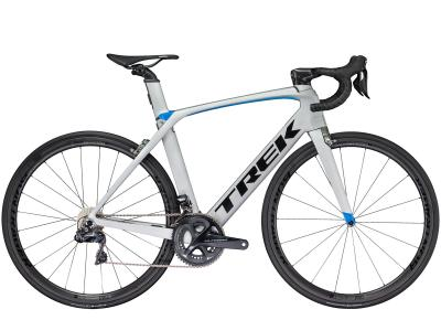 Trek Madone 9.5 Matte Quicksilver/Gloss Blue 2018 - 28 -