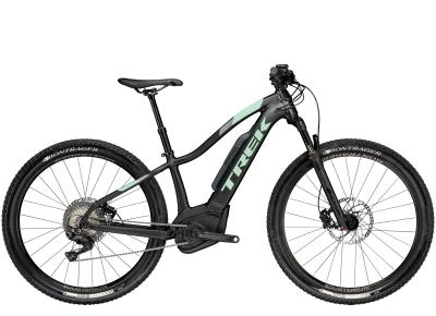 Trek Powerfly 7 Women's - 29 -  Matte Trek Black/Sprintmint 2018