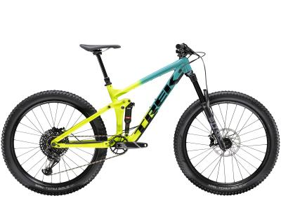 Trek REMEDY 8 27.5 GX Teal to Volt Fade 2020 - 28 -