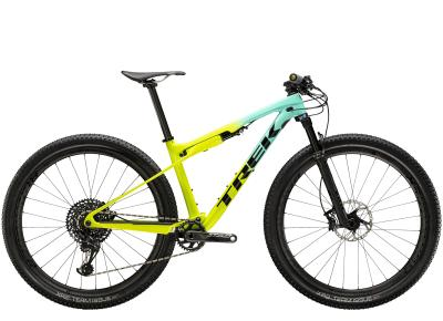 Trek SUPERCALIBER 9.8 GX Miami Green to Volt Fade 2020 - 29 -