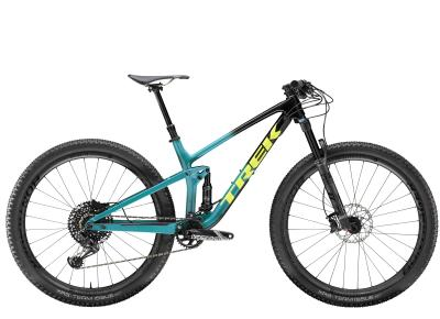 Trek TOP FUEL 9.8 GX Trek Black to Teal Fade 2020 - 29 -