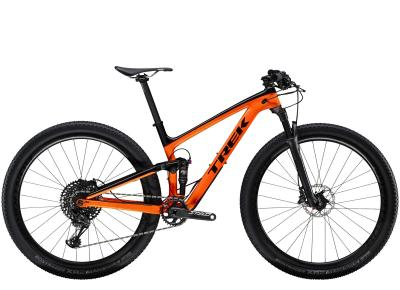 Trek TOP FUEL 9.8 SL 29 - 29 -  Radioactive Orange/Trek Black 2019