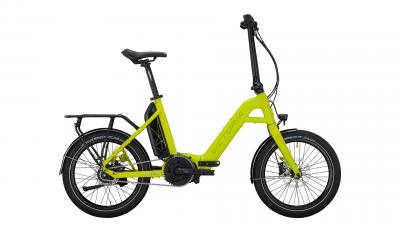 Victoria eFolding 7.1 lime green matt/black 2020 - 400Wh 20