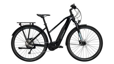 Conway Cairon T 300 black /lightblue 2020 - Trapez 500Wh 28 -