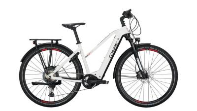 Conway Cairon T 600 white/black 2020 - Trapez 625Wh 28 -