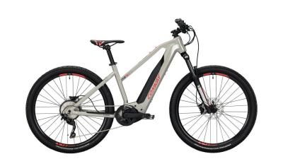 Conway Cairon S 327 grey/red 2020 - Trapez 500Wh 27.5 -