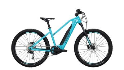 Conway Cairon S 227 SE 500 turquoise/black 2020 - Trapez 500Wh 27.5 -