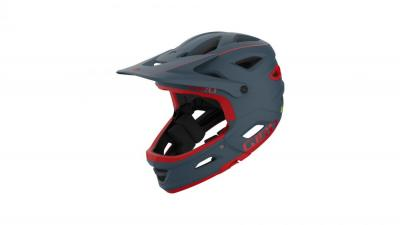 Giro Switchblade Mips (2021) mat port gry/red S Auswahl