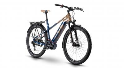 Husqvarna Cross Tourer 6 Bronze / Blue / Red