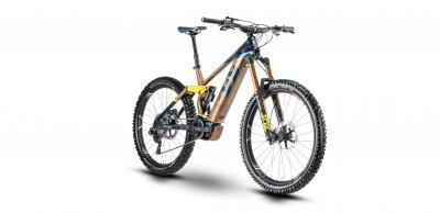 Husqvarna Hard Cross 9 Blue /Bronze / Yellow