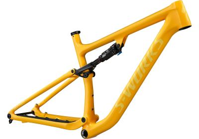 Specialized S-Works Epic EVO Frameset GLOSS BRASSY YELLOW/SUNSET YELLOW 2021 - Diamant -