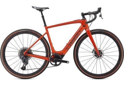 Specialized S-Works Turbo Creo SL EVO Gloss Redwood/Satin Carbon 2021 - 28