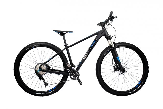 Cube Reaction Pro black´n´blue 2019 - MTB 29 -
