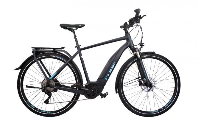 Cube Touring Hybrid Pro 500 darknavy´n´blue 2019 - Men 28 -