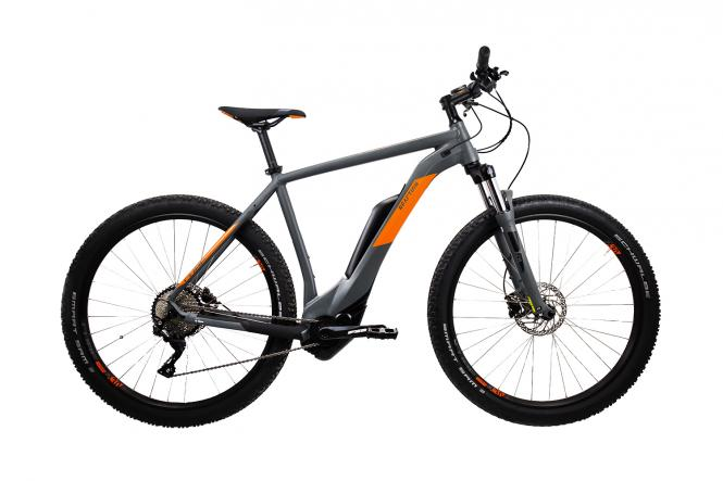 Cube Reaction Hybrid Pro 500 grey´n´orange 2019 - MTB 29 -