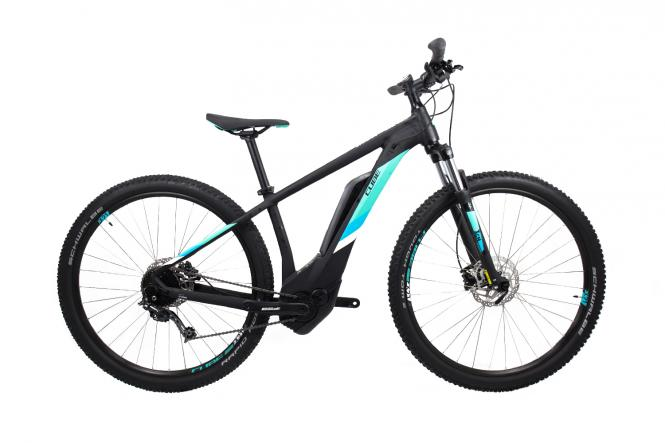 Cube Access Hybrid ONE 500 black´n´mint 2019 - 27.5 -
